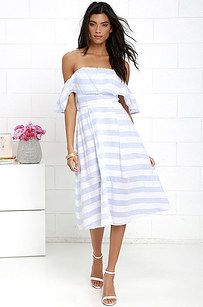 Lulu's, a trendy shop full of pretty day dresses, classically cute separates, and show-stopping formal attire | 28 Inexpensive Clothing Stores To Bookmark Right Now