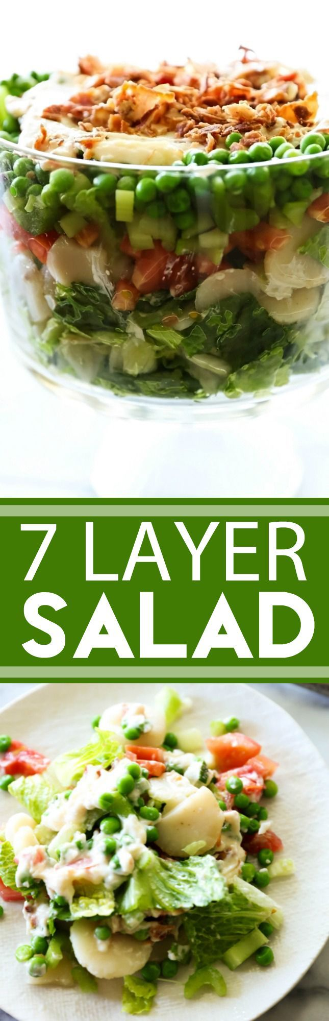 7 Layer Salad   Chef in Training