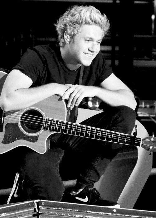 Niall Horan by One Direction (Concert)