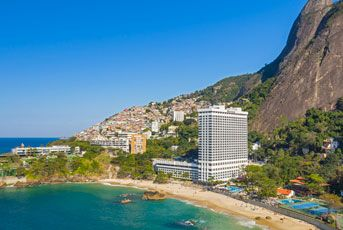Noite de Núpcias no Sheraton Rio Hotel & Resort, Rio de Janeiro