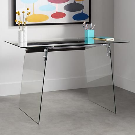 Bring A Modern Sensibility To Our Home Office With The Cool, Sleek  Silhouette Of This