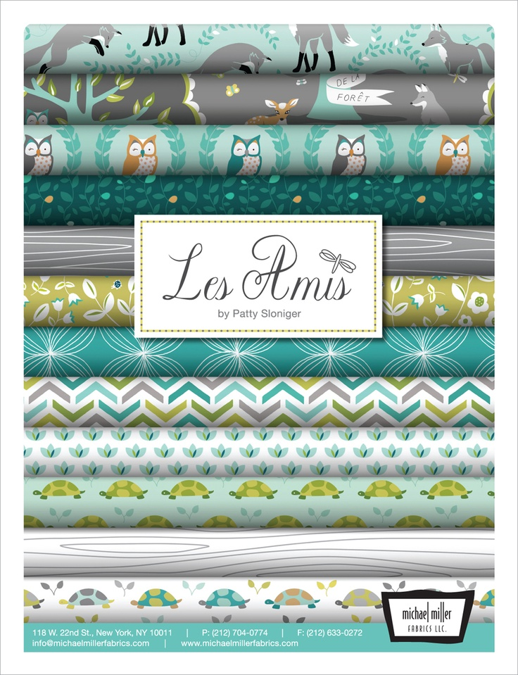 Papeles estampados: Les Amy, Baby Sewing, Covers Les, Blue Green, Dusk Colorways, Cribs Beds, Amy Fabrics, Baby Prints, Amy Boys