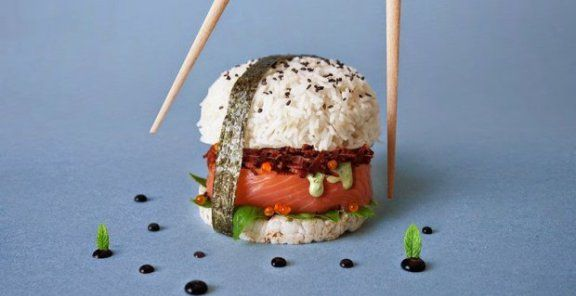 EYE CANDY: Re-inventing the ordinary burger | KitchenDaily.ca