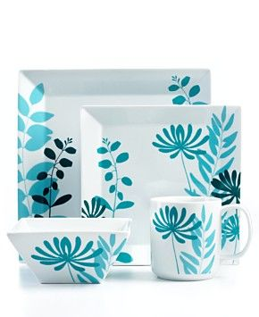 The Cellar Dinnerware, Garden Collection