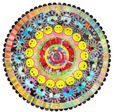carte de la table thot | 17 beste afbeeldingen over mosaic op Pinterest - Mozaïekwand ...