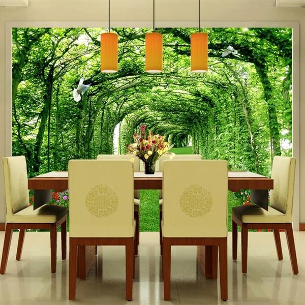 3d Wallpaper Green Forest Tree Lawn 3dwallpaperkids Forest Green Lawn Tree Wallpaper 3d Wallpaper Green Wall Wallpaper 3d Wallpaper Home