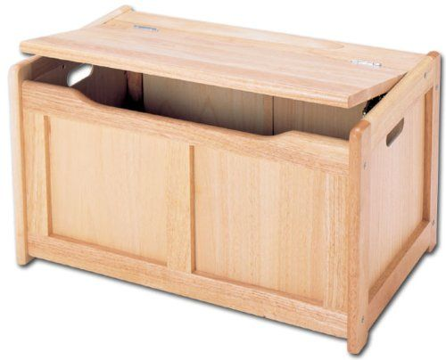 Pintoy Natural Toy Chest