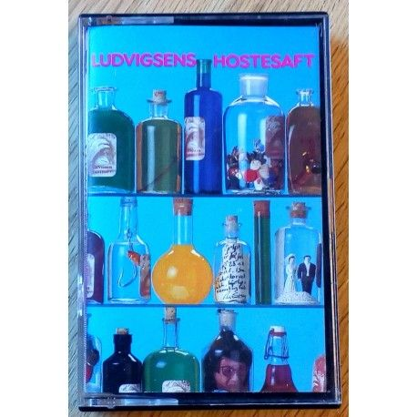 Ludvigsens hostesaft (kassett)