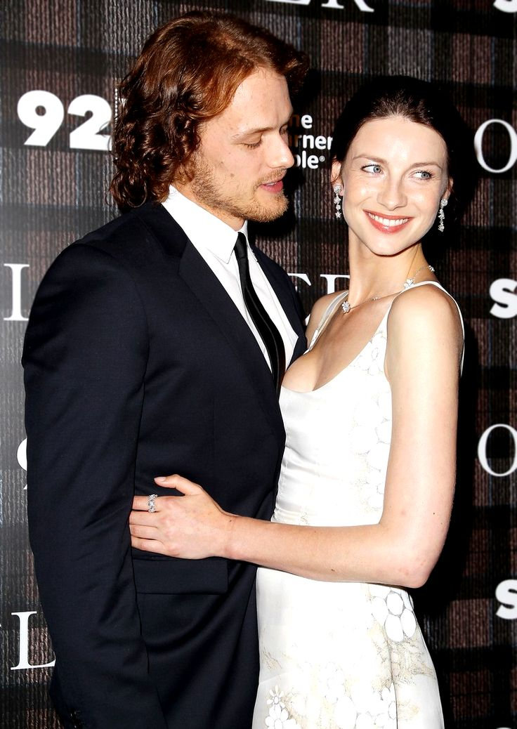 heughan and balfe dating websites