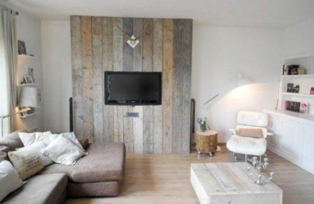 tv meubel van stijgerhout