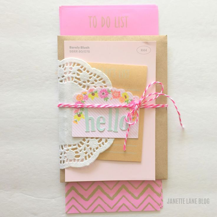 Mail Wrapping Inspiration