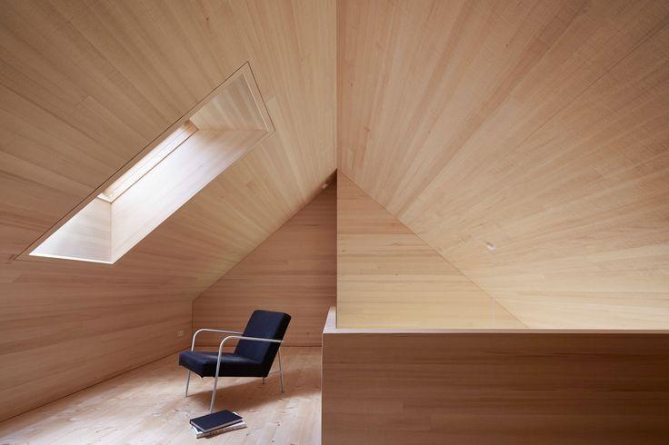 Haus für Julia und Björn INNAUER-MATT ARCHITEKTEN