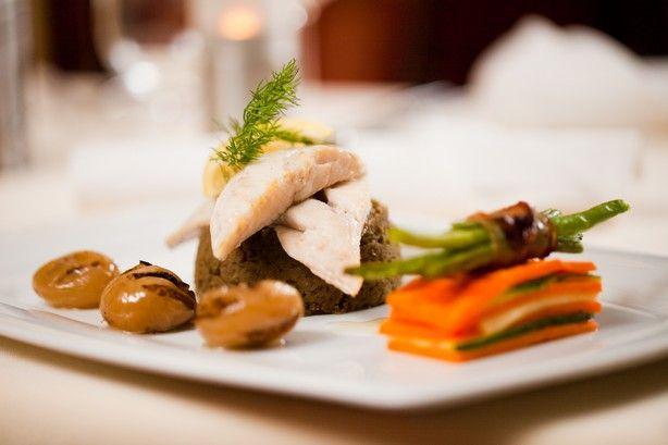 Delicious food in restaurant, Hotel Kaskady #gastronomy #restaurant #hotel #kaskady #food