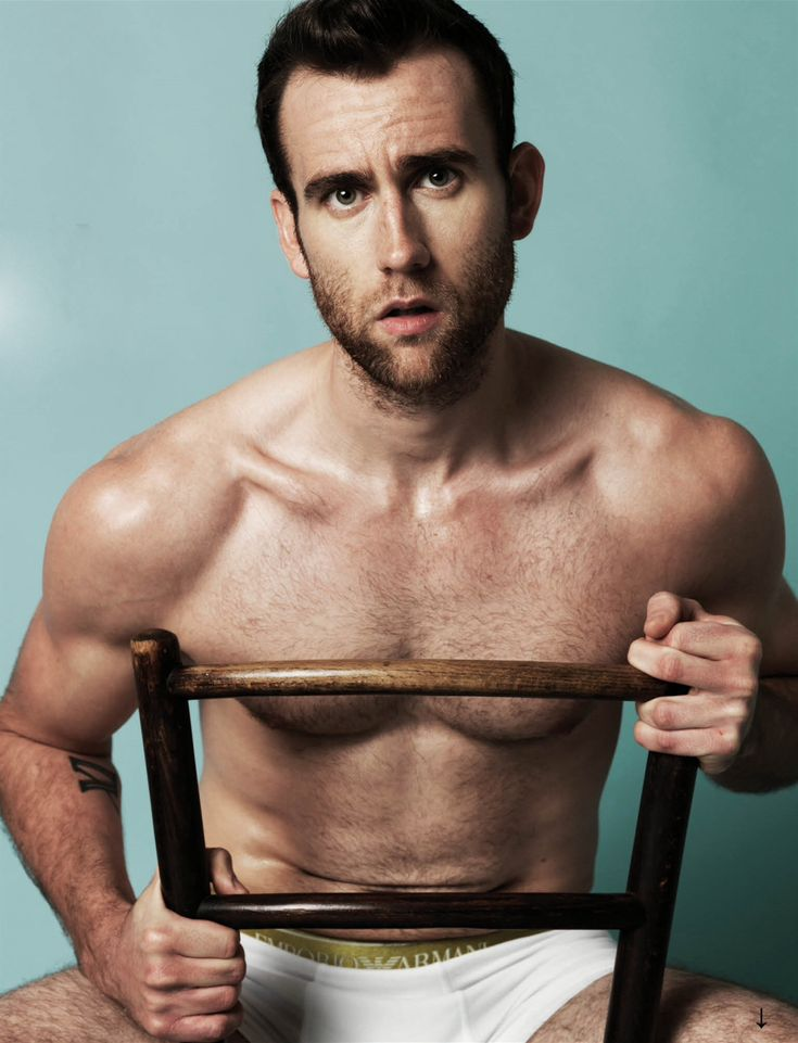Foto 7 de Matthew Lewis desnudo en Attitude | CromosomaX