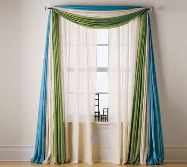 128 mejores im genes de habitaciones en pinterest for Quiero ver cortinas
