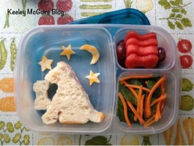 Keeley McGuire Blog: Dog Days Night Bento Lunch  #GlutenFree #NutFreeLunches Glutenfree, Bento Lunch, Glutenfree Nutfree