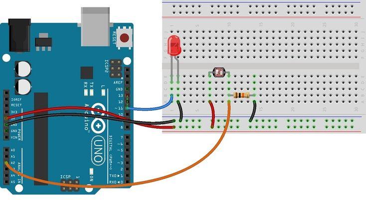 Arduino Christmas Light Controller