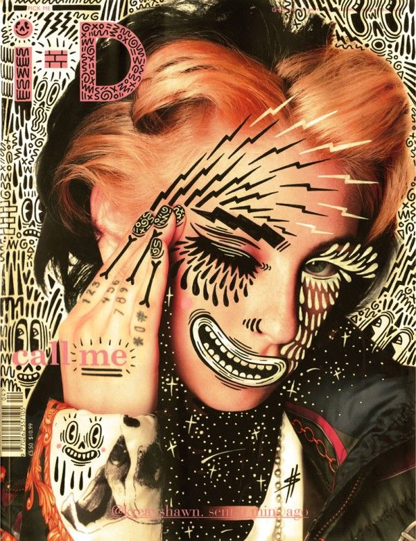 British artist Hattie Stewart challenges the monotony of fashion publications covers with her cheeky interpretations