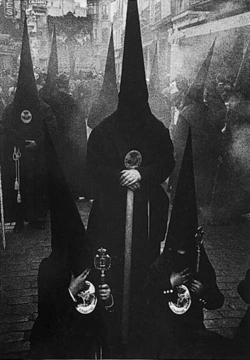 Jürgen Heinemann - Semaine Sainte à Séville, 1960