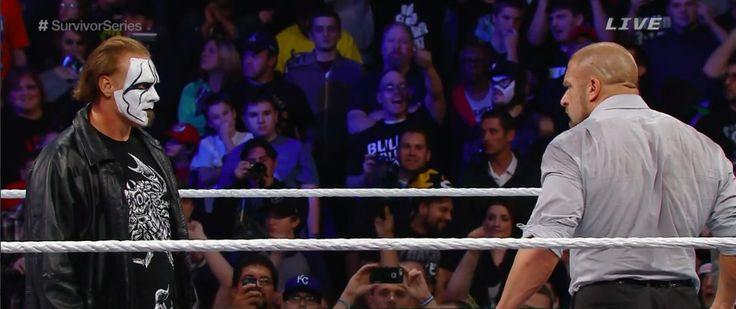 Sting WCW debut..