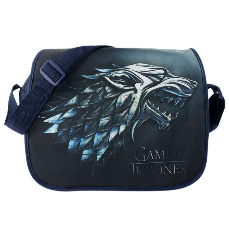 Game of Thrones Messenger Bag //Price: $29.98 & FREE Shipping //     #series #stein #spirit