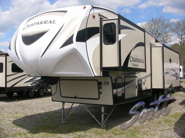 New 2017 Coachmen RV Chaparral 336TSIK Fifth Wheel at Scott Motor Coach | Lakewood, NJ | #11059