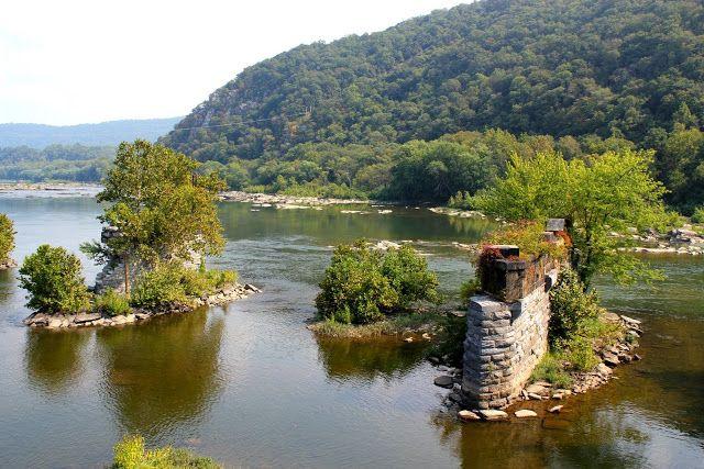 where the shenandoah and potomac river meet