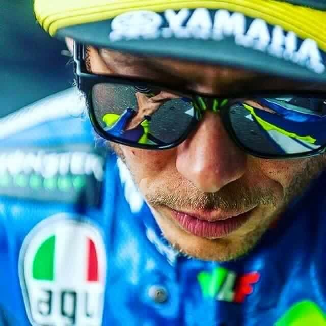 Valentino Rossi on Soul