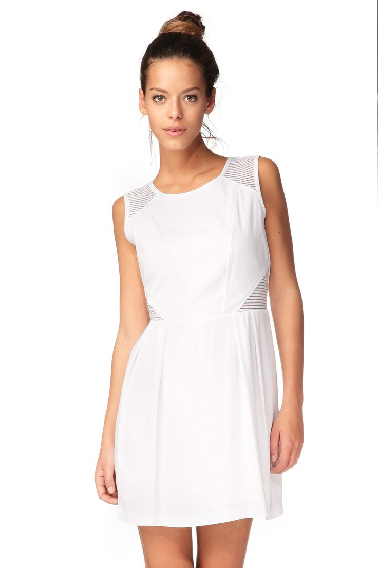 Dress GIODA white