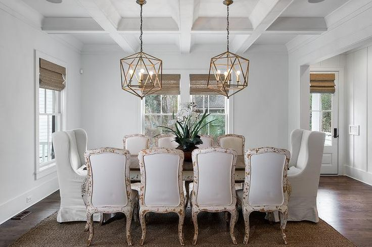 25 Elegant And Exquisite Gray Dining Room Ideas: Best 25+ French Dining Tables Ideas On Pinterest