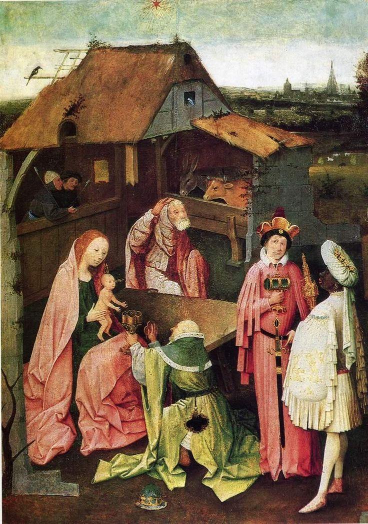 Hieronymus Bosch Epiphany