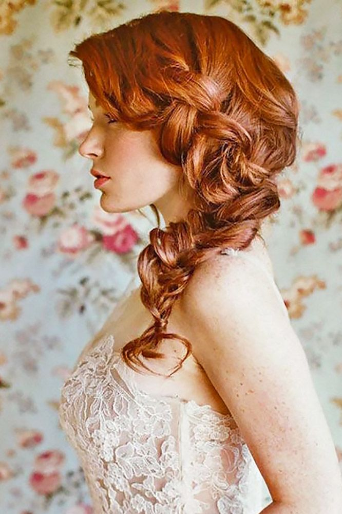 Wedding topper with redhead bride nude hot korean