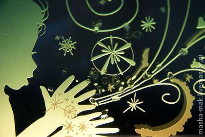 Маленькая волшебница. Это дополнительное, вечернее освещение в комнате, которое можно использовать как ночник в детской и как праздничное украшение гостиной комнаты.   Его свет создает сказочную атмосферу уюта в любом помещении.