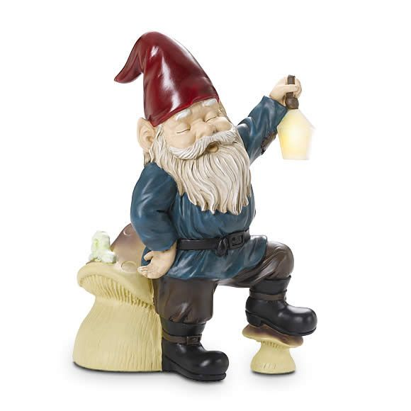 www.partylite.biz/crystal4candles  I need these!Red Cones, On Off Switched, Fully Charging, Lanterns Gnomes, Gnomes Gardens, Led Solar, Cones Hats, Traditional Red, Solar Lanterns