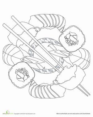107 Best Food Mandalas Amp Coloring Images On Pinterest