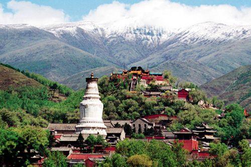Mount Wutai - General view images, China