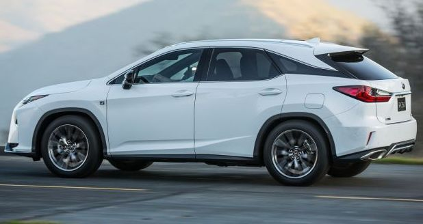 2018 Lexus RX 350 New Concept, Performance and Release - New Car Rumors
