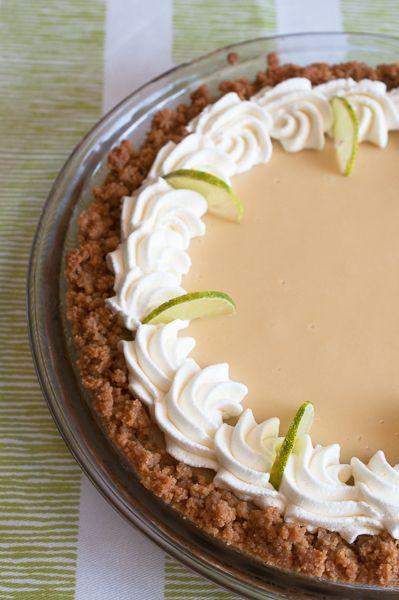 Gluten Free Key Lime Pie Wordless Wednesday