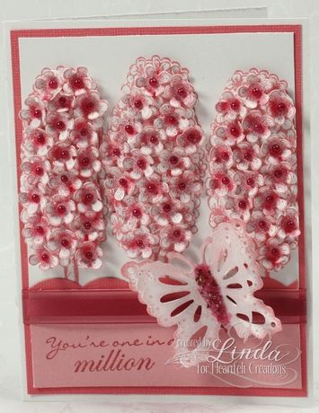 Heartfelt Creations | Pink Garden Delight