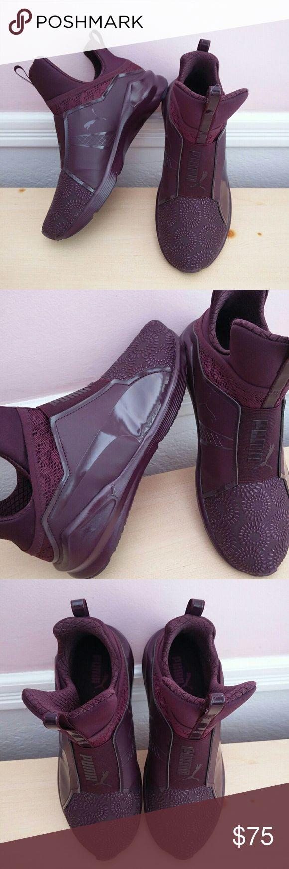 NEW Puma Women's Fierce Kurim Trainer Sneakers 8.5 NEW