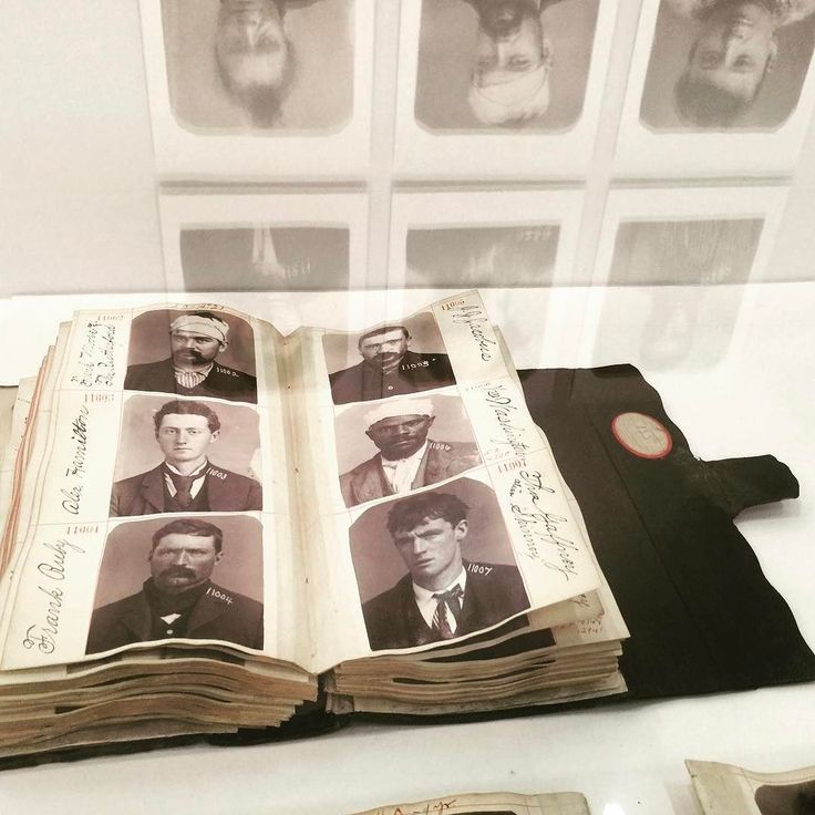 Criminal mugshots from 1836-1900 collected by Sheriff Thomas Cunningham. His collection of mugshots was/is one of the largest in the country and includes inmates from across the States. Not known if the Sheriff was also the photographer...@aipadphoto #aipad2017