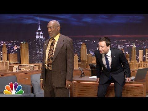 ▶ Jimmy Fallon Impersonates Bill Cosby to Bill Cosby - YouTube