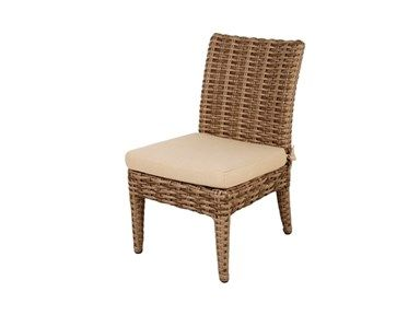 Shop For Apostrophe Arcadia Cushion Dining Side Chair And Other Outdoor  Patio Chairs At Paddy O