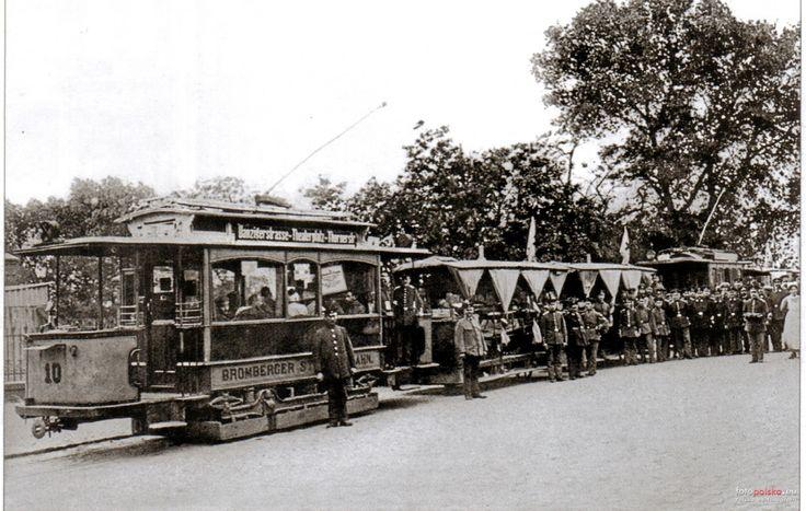 Bydgoszcz - zdjęcia niezidentyfikowane, Bydgoszcz - 1916 rok, stare zdjęcia