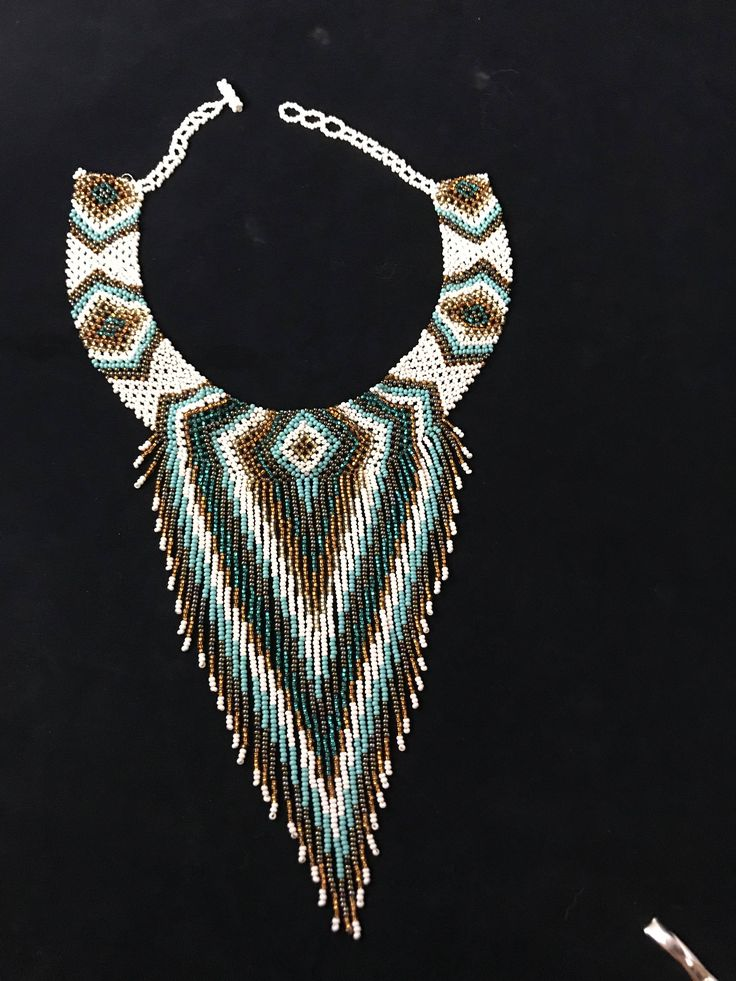 Beaded Necklace from Guatemala