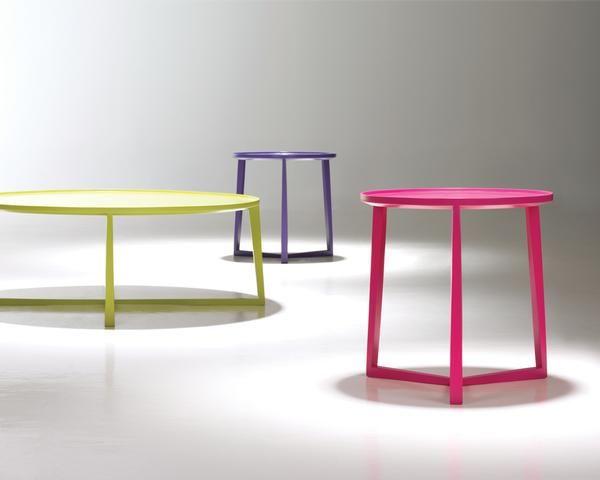 Bernhardt Design CURIO table designed by Claudia + Harry Washington