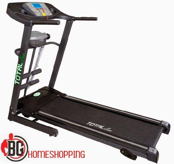 BG homeshoping Magelang: Treadmill Elektrik Tl 222 D