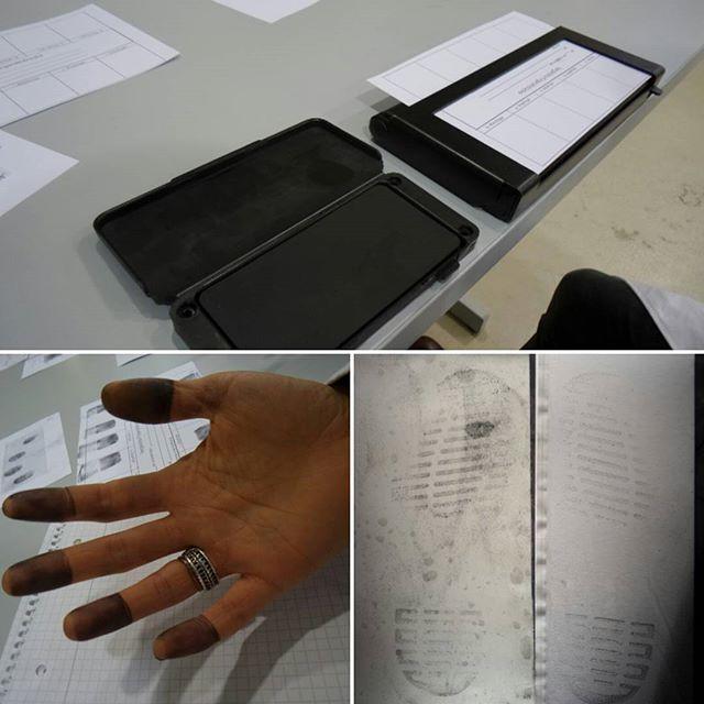 Guilty.   #criminalistics #kriminalistik #fingerprint #shoeprint #crime #crimescene #study #forensics #forensicscience #science #naturalscience #forensik #uni #hochschule