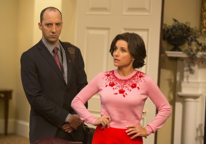 Veep Season 4 Recap: 4.3: Data | Gossip & Gab