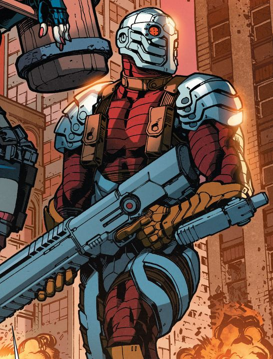 Deadshot screenshots, images and pictures - Comic Vine